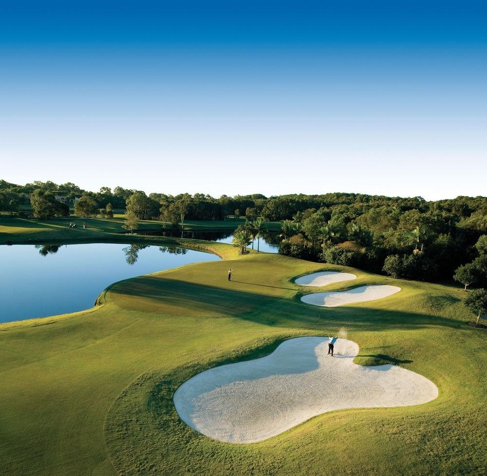Golf: NOOSA SPRINGS GOLF CLUB Golf Deals