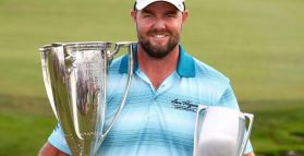 Marc Leishman wins the BMW Championship