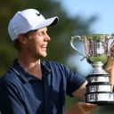 Australian Open golf 2017: Cameron Davis comes from clouds to win Stonehaven Cup