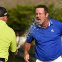 Scott Hend and his father Bob win tournaments on same day