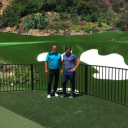 MARK WAHLBERG HAS PRACTICE FACILITY INSTALLED IN BACKYARD