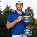 Dustin Johnson to Number 1