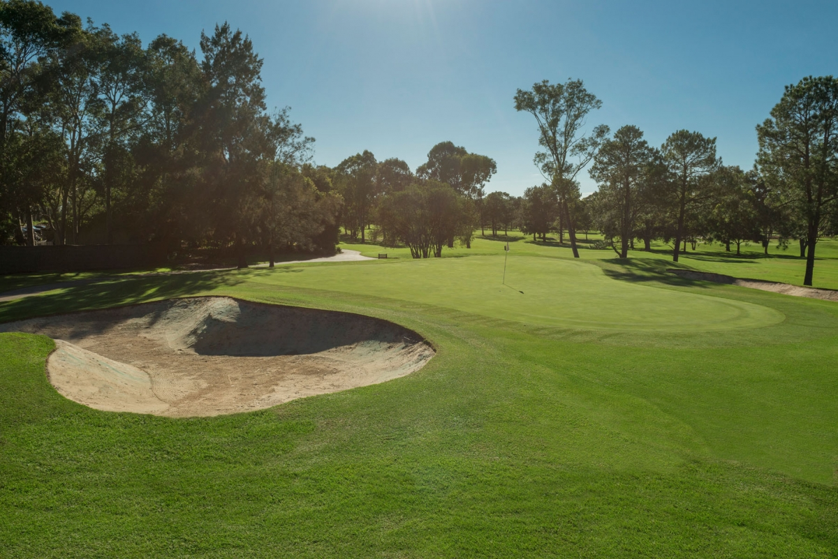 golf wyong course club hole 3rd courses deals member
