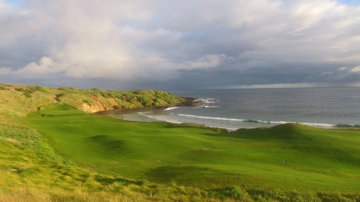 Cape Wickham Golf Course King Island